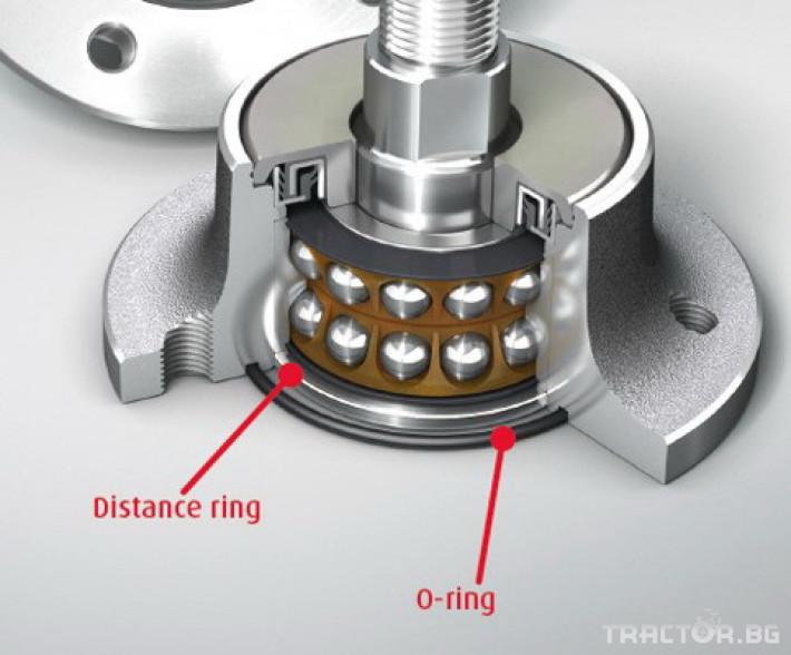 Брани Полу-навесна компактна дискова брана SIPTEC модел DiscoPlus MR T 19 - Трактор БГ