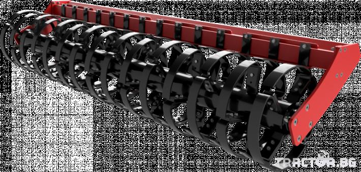 Брани Полу-навесна компактна дискова брана SIPTEC модел DiscoPlus MR T 28 - Трактор БГ