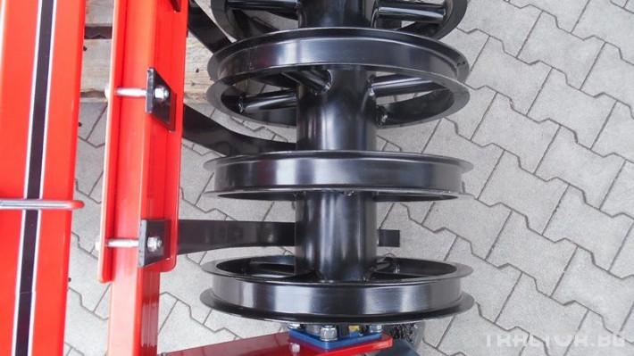Брани Навесна компактна дискова брана SIPTEC модел DiscoPlus / DiscoPlus R 14 - Трактор БГ