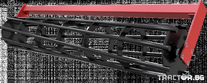 Брани Полу-навесна компактна дискова брана SIPTEC модел DiscoPlus RТ 16 - Трактор БГ