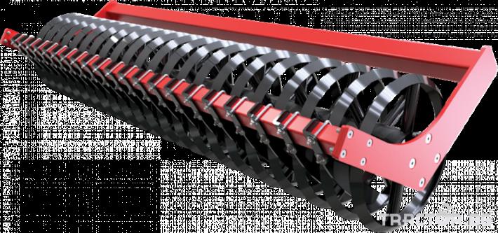Брани Полу-навесна компактна дискова брана SIPTEC модел DiscoPlus RТ 20 - Трактор БГ