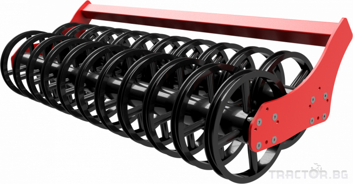 Брани Прикачна дискова брана SIPTEC модел DiscoPlus XL 26 - Трактор БГ