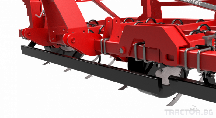 Култиватори Предсеитбен култиватор SIPTEC модел VibroPro / VibroPro R 8 - Трактор БГ
