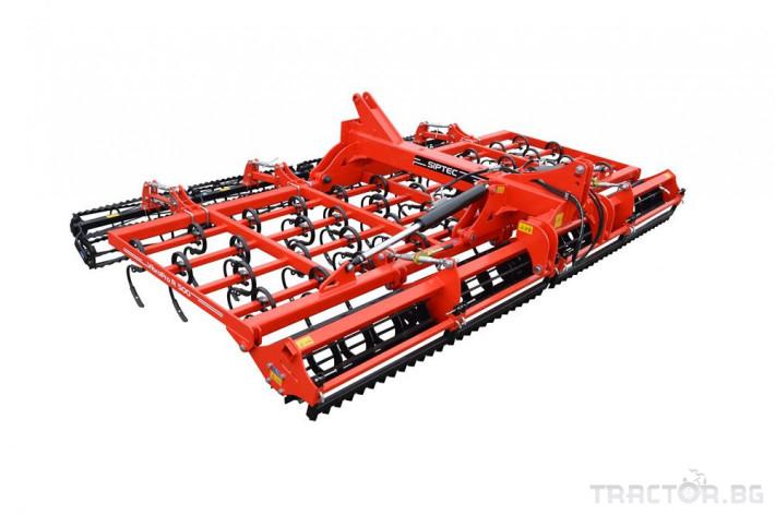 Култиватори Предсеитбен култиватор SIPTEC модел VibroPro / VibroPro R 13 - Трактор БГ