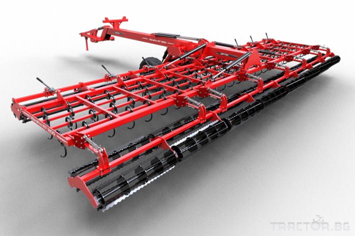 Култиватори Прикачен комбиниран култиватор SIPTEC модел VibroPro X 4 - Трактор БГ