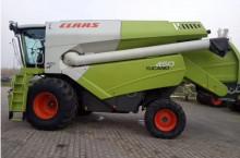 Комбайн CLAAS Tucano 450 + C660