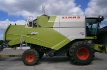 Комбайн CLAAS Tucano 450 + C750