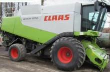 Комбайн CLAAS Lexion 600 + V1050