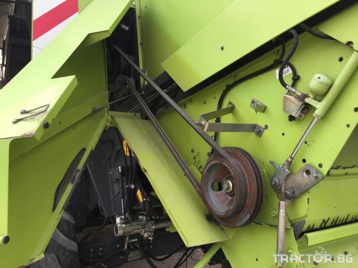 Комбайни Claas Комбайн CLAAS Lexion 470 + V750 9 - Трактор БГ