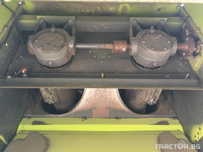 Комбайни Claas Комбайн CLAAS Lexion 470 + V750 10 - Трактор БГ