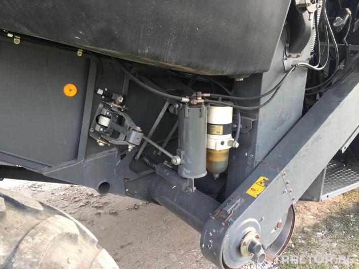 Комбайни Claas Комбайн CLAAS Lexion 470 + V750 11 - Трактор БГ