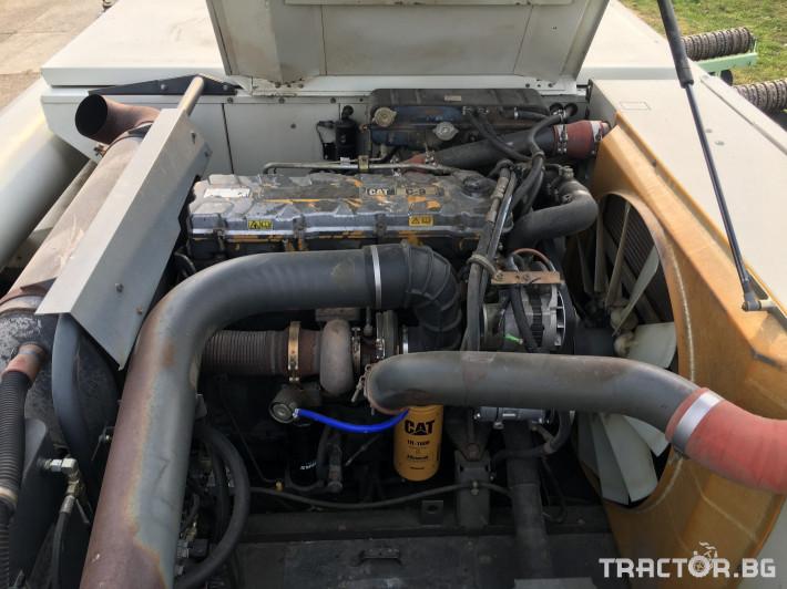 Комбайни Claas Комбайн CLAAS Lexion 470 + V750 13 - Трактор БГ