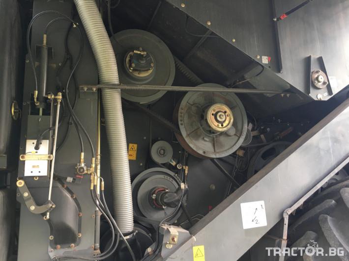 Комбайни Claas Комбайн CLAAS Lexion 470 + V750 14 - Трактор БГ