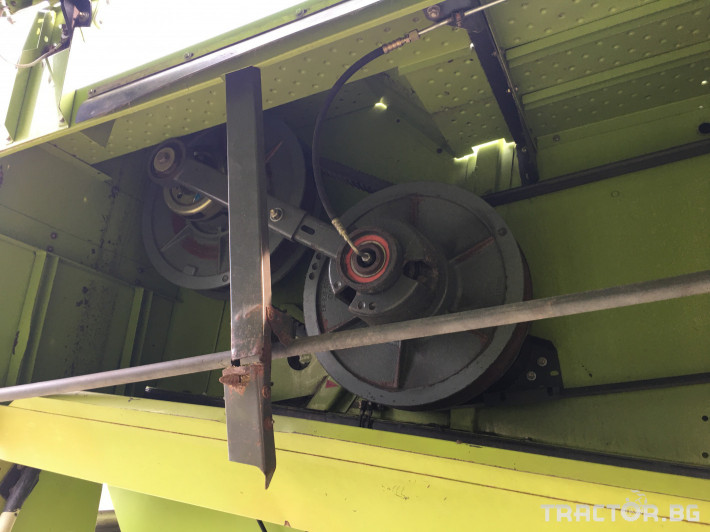 Комбайни Claas Комбайн CLAAS Lexion 470 + V750 15 - Трактор БГ