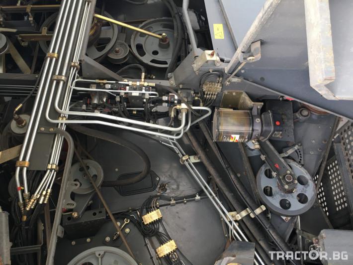 Комбайни Claas Комбайн CLAAS Lexion 470 + V750 16 - Трактор БГ