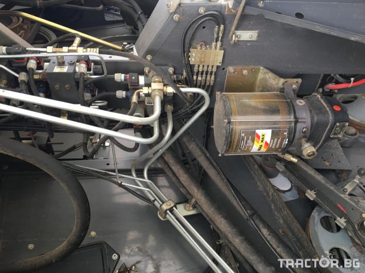 Комбайни Claas Комбайн CLAAS Lexion 470 + V750 17 - Трактор БГ