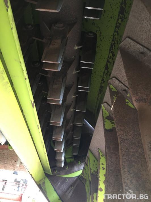 Комбайни Claas Комбайн CLAAS Lexion 470 + V750 18 - Трактор БГ