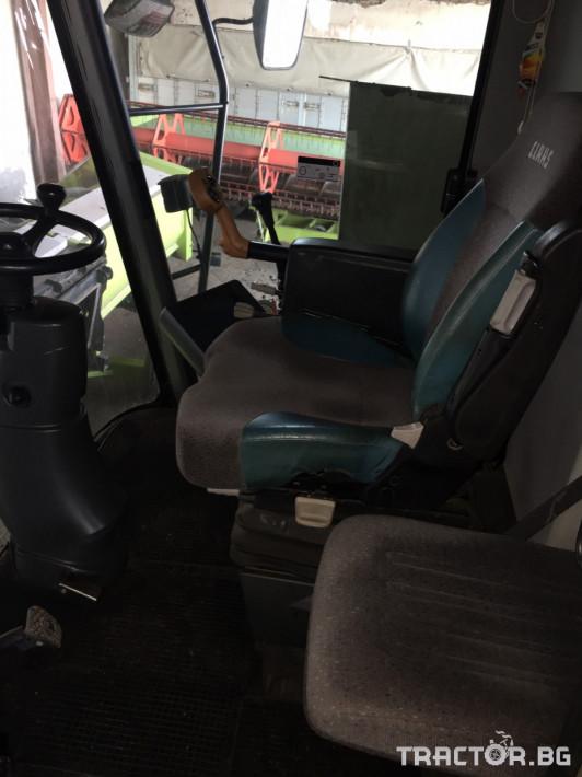 Комбайни Claas Комбайн CLAAS Lexion 470 + V750 29 - Трактор БГ