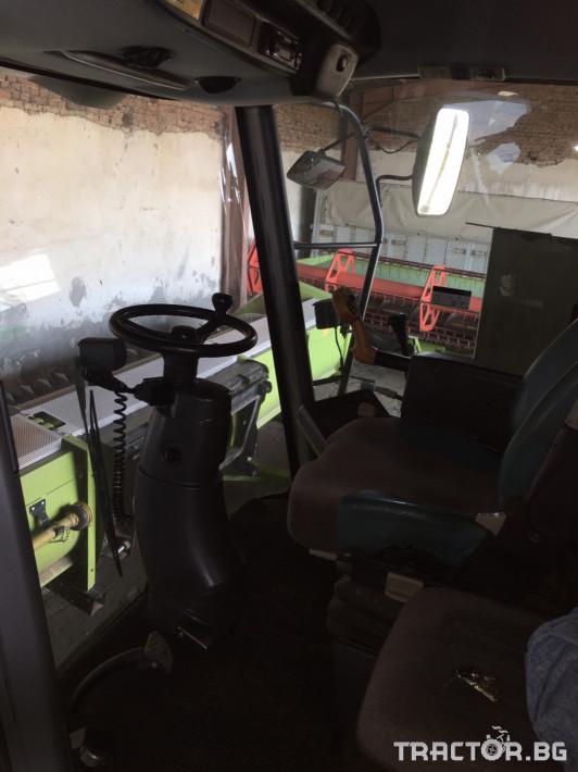 Комбайни Claas Комбайн CLAAS Lexion 470 + V750 30 - Трактор БГ