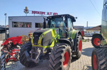 НАЛИЧЕН Трактор CLAAS модел AXION 840 CEBIS