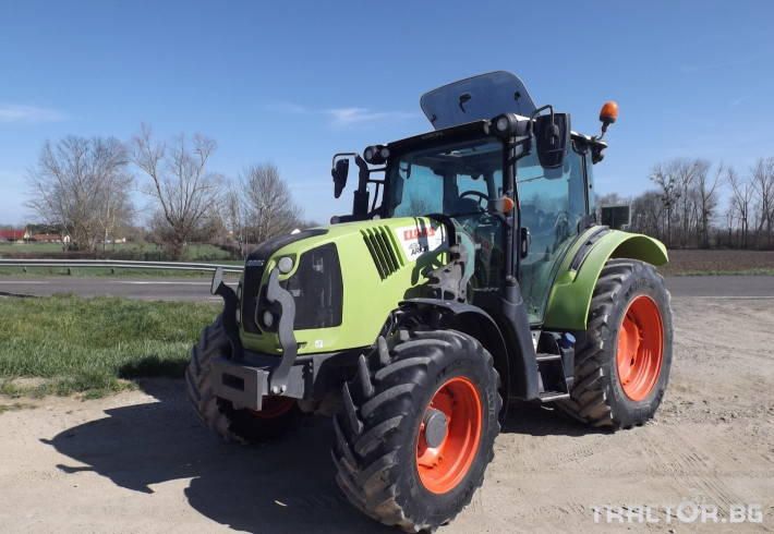 Трактори Трактор CLAAS модел ARION 430 MR 0 - Трактор БГ
