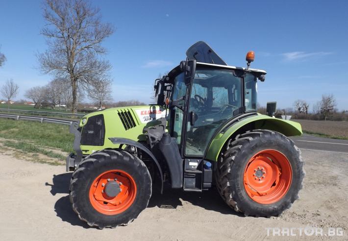 Трактори Трактор CLAAS модел ARION 430 MR 1 - Трактор БГ