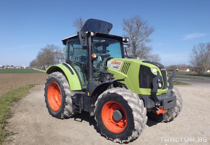 Трактори Трактор CLAAS модел ARION 430 MR 2 - Трактор БГ