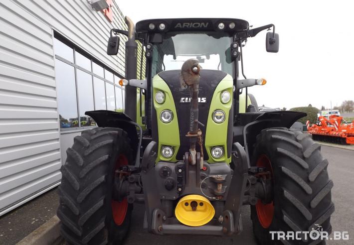 Трактори Трактор CLAAS модел ARION 620 CIS T3b 3 - Трактор БГ