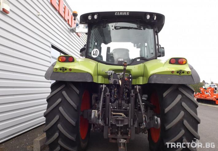 Трактори Трактор CLAAS модел ARION 620 CIS T3b 6 - Трактор БГ