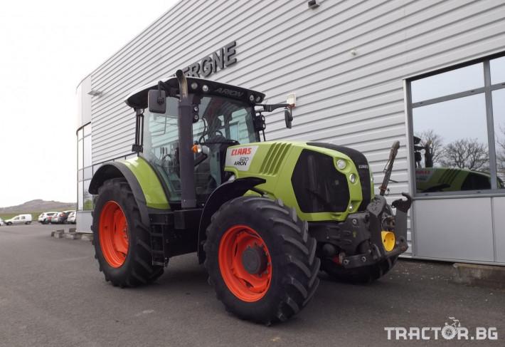 Трактори Трактор CLAAS модел ARION 620 CIS T3b 2 - Трактор БГ