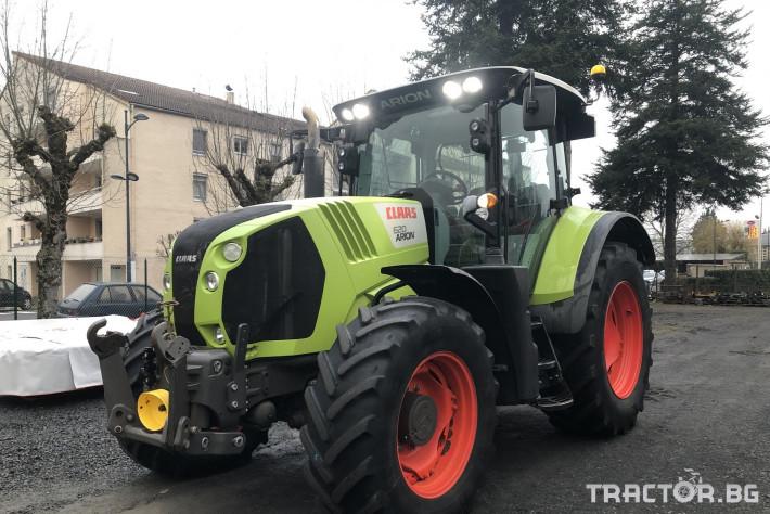 Трактори Трактор CLAAS модел ARION 620 CIS T3b 0 - Трактор БГ