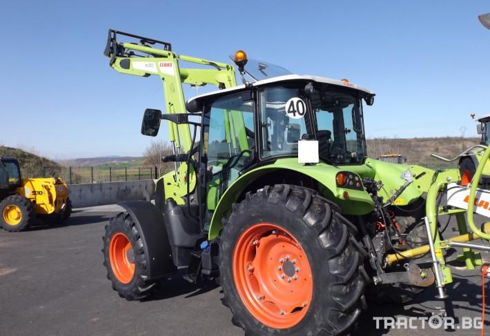 Трактори Трактор CLAAS модел ARION 410 CIS + FL80 3 - Трактор БГ