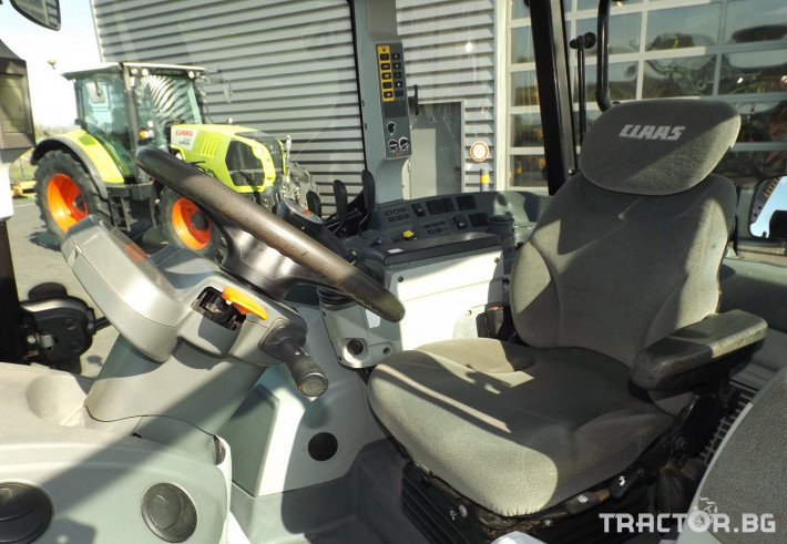 Трактори Трактор CLAAS модел ARION 410 CIS + FL80 5 - Трактор БГ