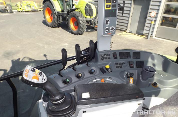 Трактори Трактор CLAAS модел ARION 410 CIS + FL80 6 - Трактор БГ