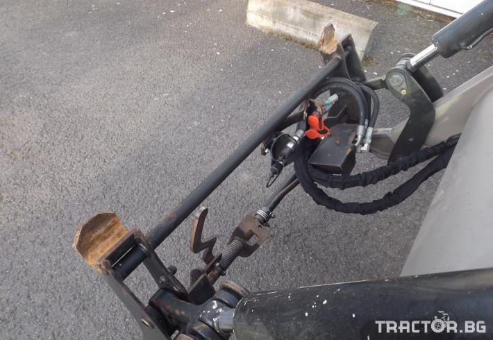 Трактори Трактор CLAAS модел ARION 520 CIS + MX 2 - Трактор БГ