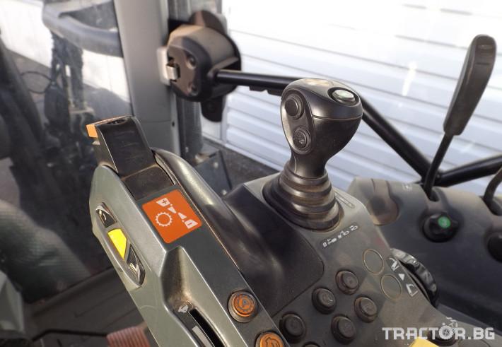 Трактори Трактор CLAAS модел ARION 520 CIS + MX 3 - Трактор БГ
