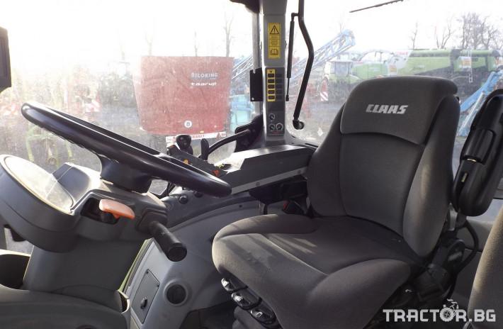 Трактори Трактор CLAAS модел ARION 520 CIS + MX 4 - Трактор БГ