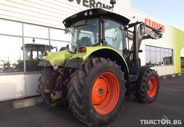 Трактори Трактор CLAAS модел ARION 520 CIS + MX 6 - Трактор БГ