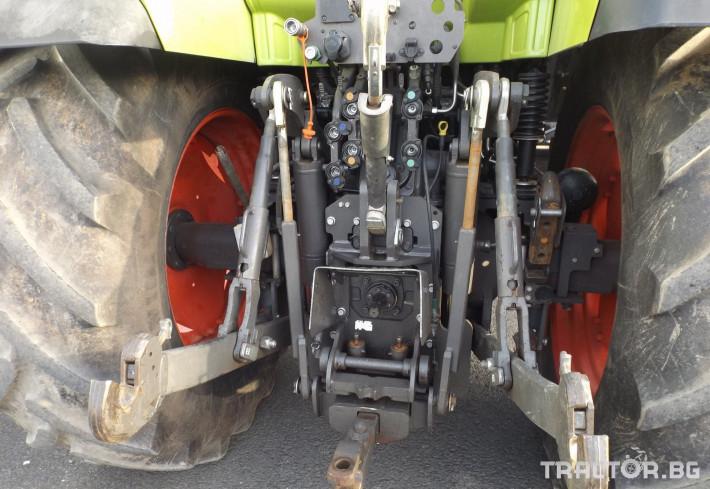 Трактори Трактор CLAAS модел ARION 520 CIS + MX 7 - Трактор БГ