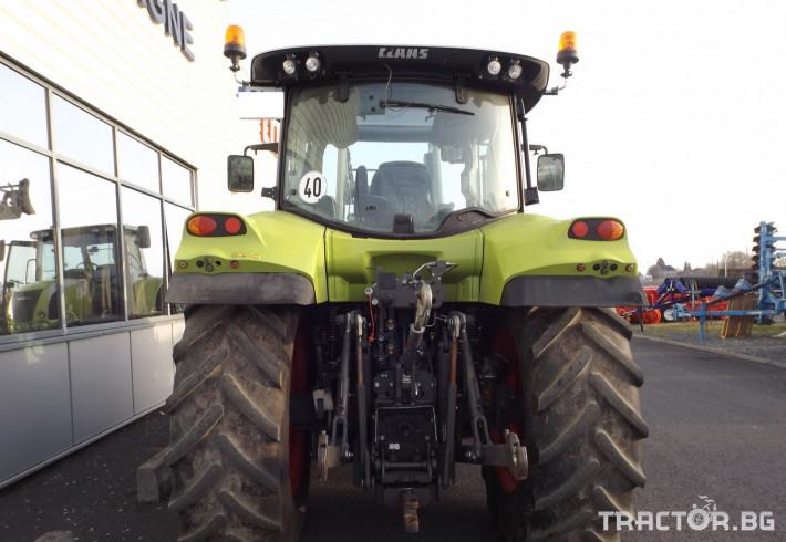 Трактори Трактор CLAAS модел ARION 520 CIS + MX 8 - Трактор БГ