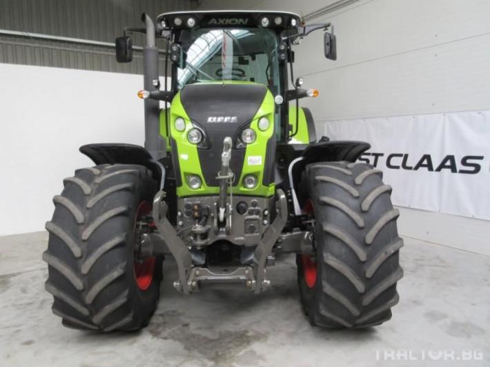 Трактори Трактор CLAAS модел AXION 810 CMATIC CEBIS 1 - Трактор БГ