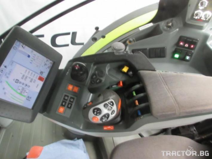 Трактори Трактор CLAAS модел AXION 810 CMATIC CEBIS 5 - Трактор БГ