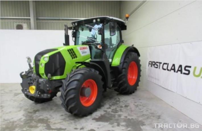 Трактори Трактор CLAAS модел ARION 650 CIS 1 - Трактор БГ