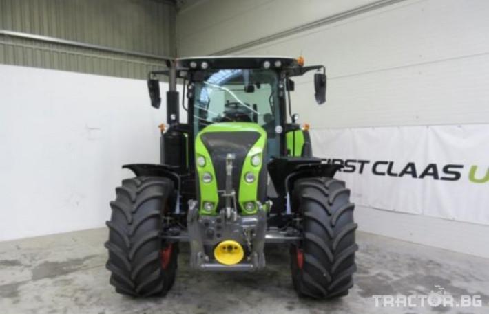 Трактори Трактор CLAAS модел ARION 650 CIS 2 - Трактор БГ