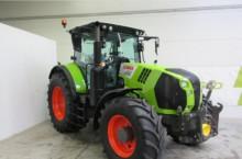 Трактор CLAAS модел ARION 650 CIS