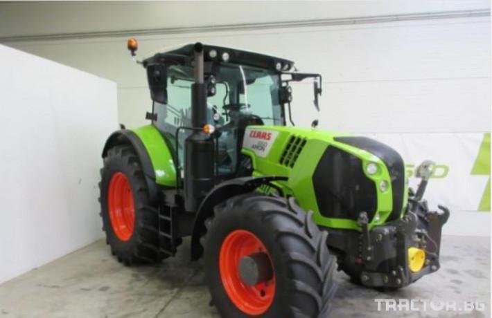Трактори Трактор CLAAS модел ARION 650 CIS 0 - Трактор БГ