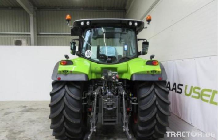 Трактори Трактор CLAAS модел ARION 650 CIS 3 - Трактор БГ