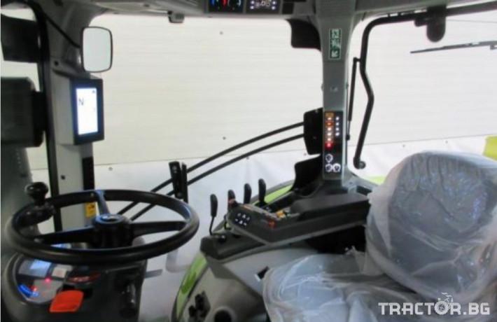 Трактори Трактор CLAAS модел ARION 650 CIS 4 - Трактор БГ
