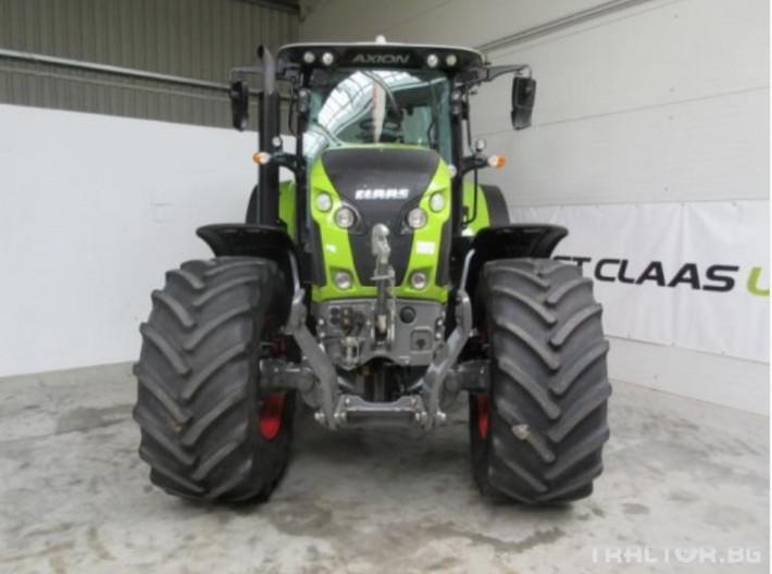 Трактори Трактор CLAAS модел AXION 830 CIS+ 2 - Трактор БГ