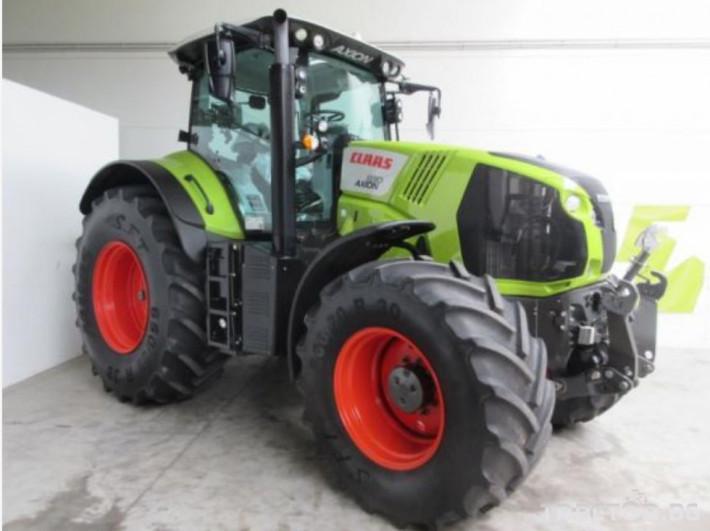 Трактори Трактор CLAAS модел AXION 830 CIS+ 0 - Трактор БГ